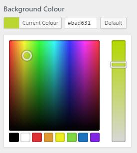 Colour Selector
